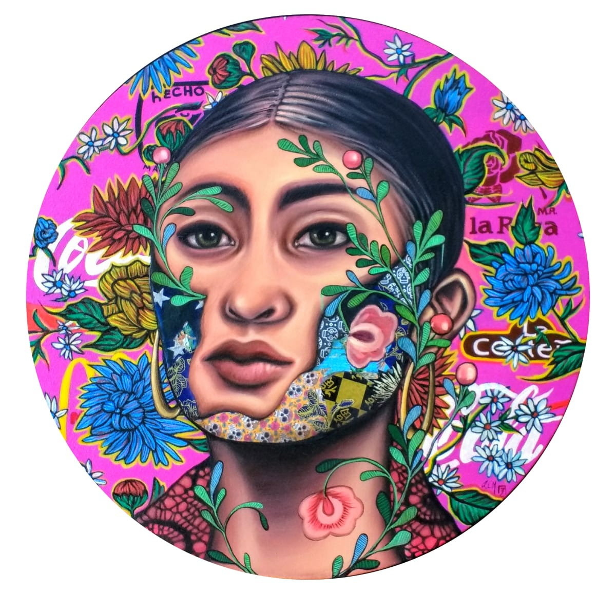 Chicana by Angelica Contreras