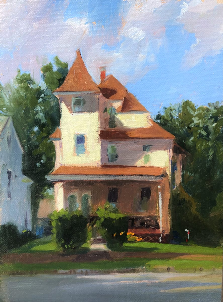 Late Afternoon, Morristown by Laurie Maher