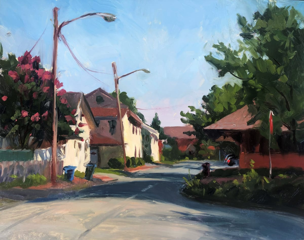 Pennsylvania Avenue, Easton by Laurie Maher