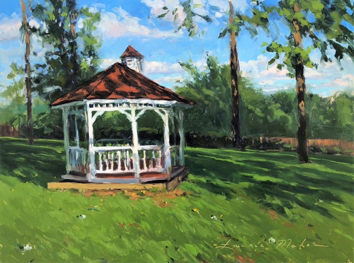 Pine Street Park, Bernardsville by Laurie Maher
