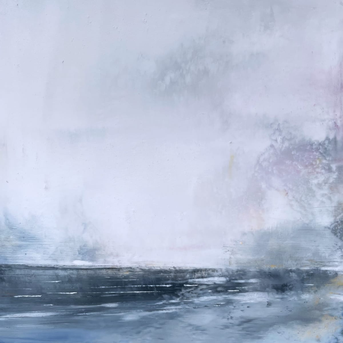 Black shore by Cath Smith