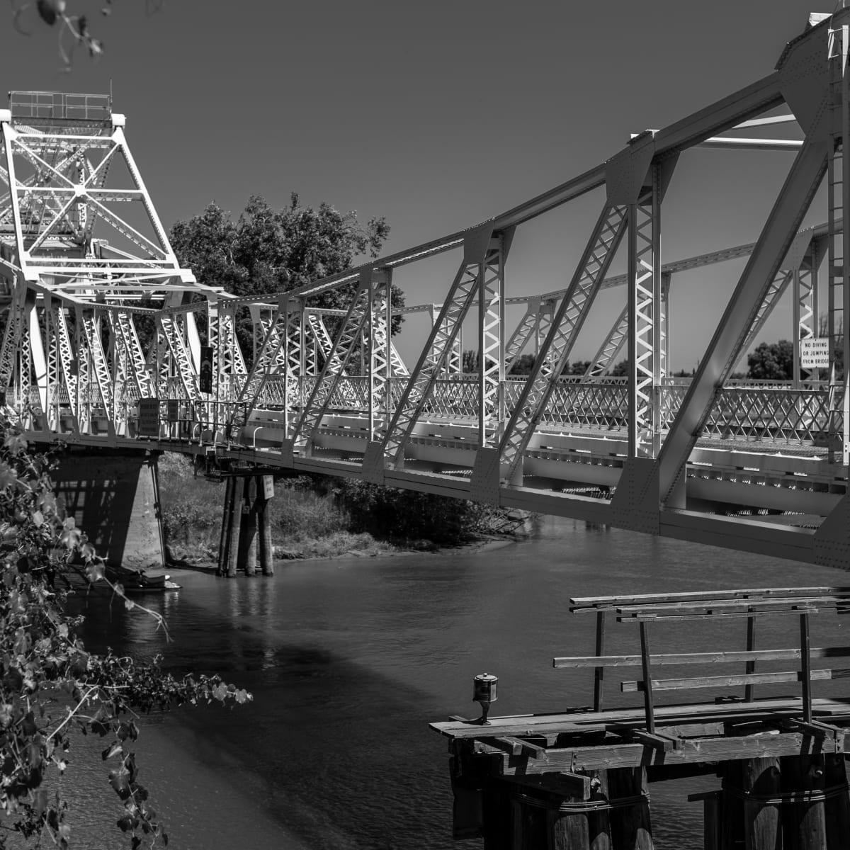 Steamboat Bridge #2 by Farrell Scott
