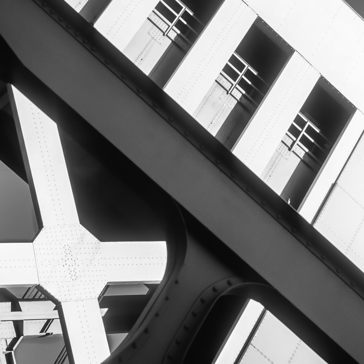 Tower Bridge #3 by Farrell Scott