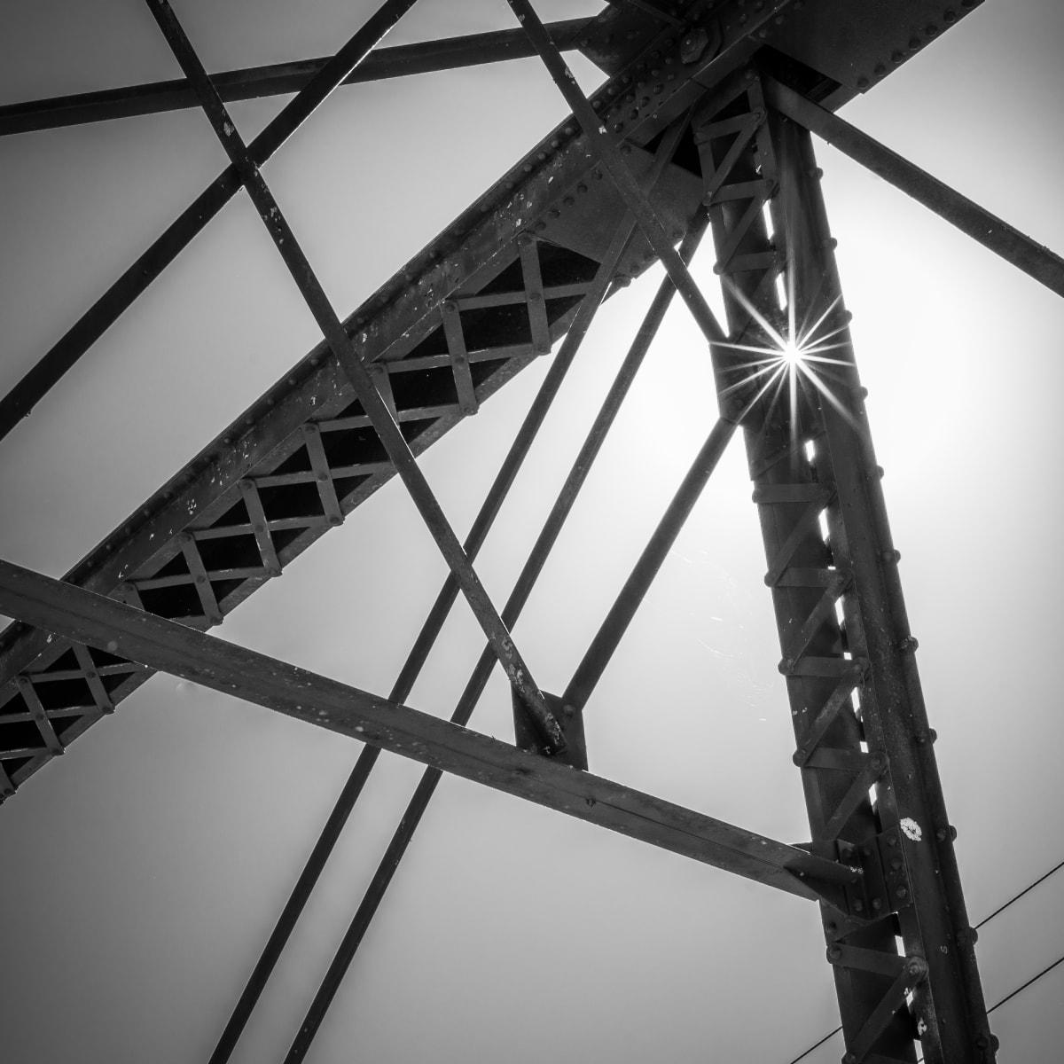 Guerneville Bridge #1 #1 of 10 by Farrell Scott