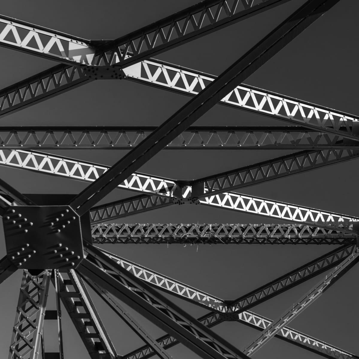 Jibboom Street Bridge #1 of 10 by Farrell Scott
