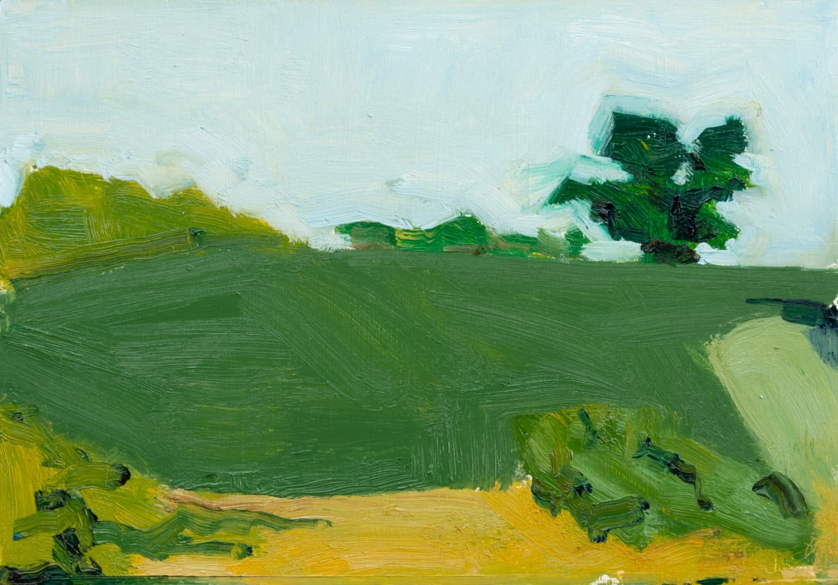 Monday Morning, Roush Road by Jessica Singerman