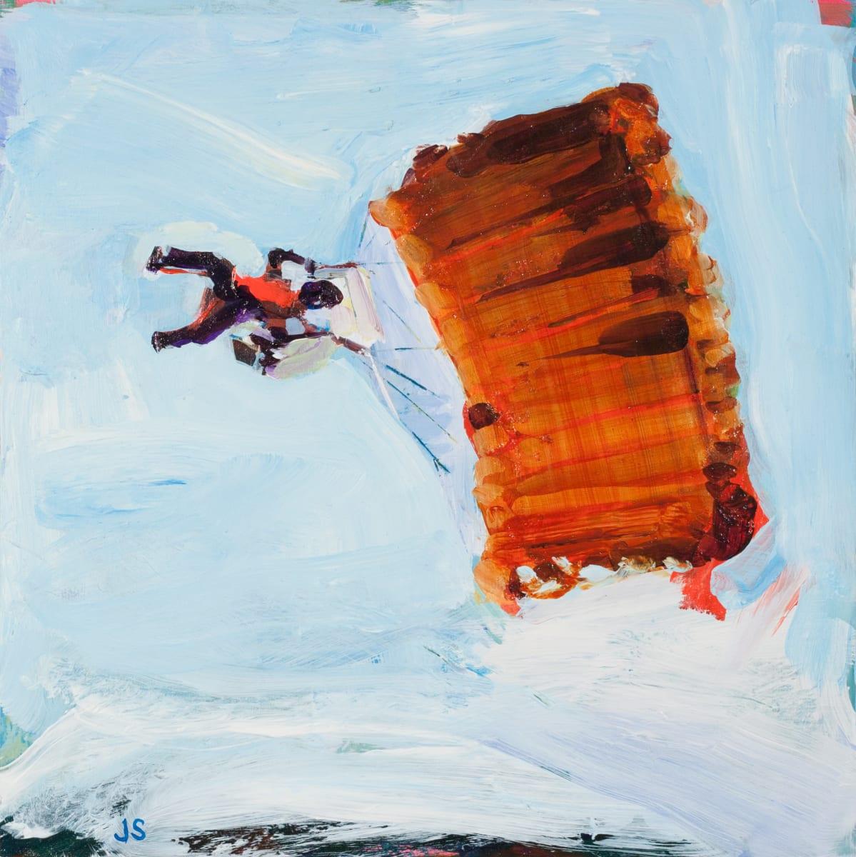 Paraglider by Jessica Singerman