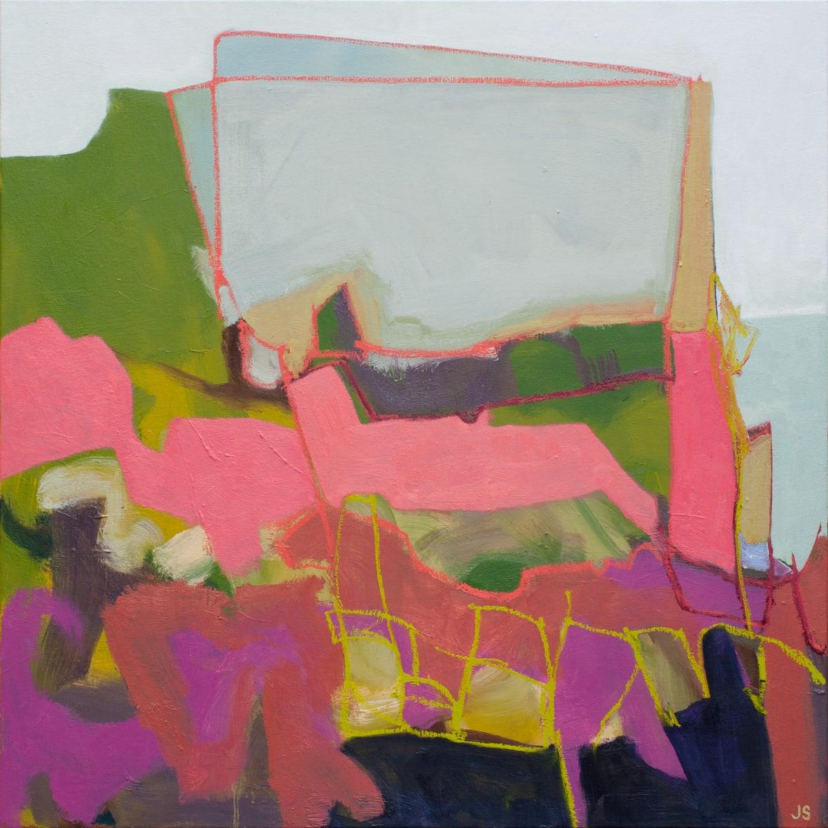 Pink Sun Fell Like Glass by Jessica Singerman