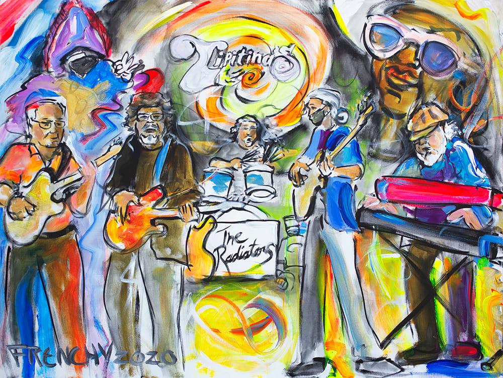 Radiators by Frenchy