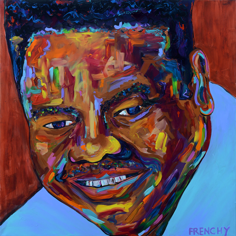 Fats Domino by Frenchy