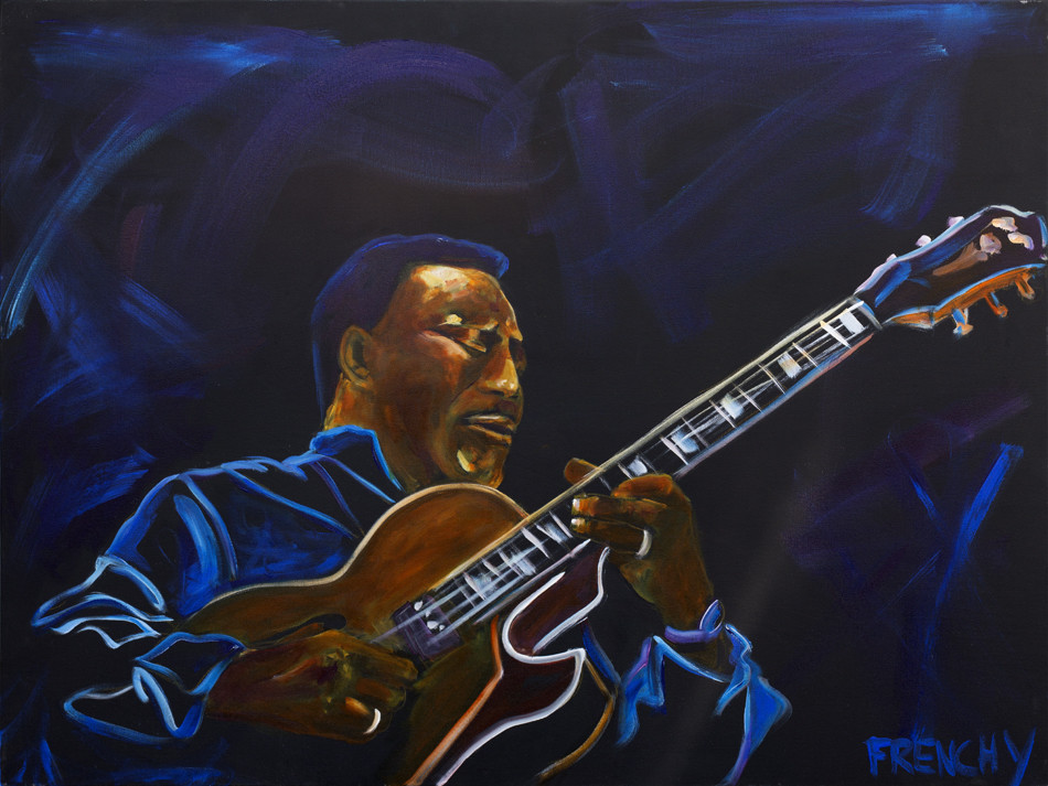 George Benson by Frenchy