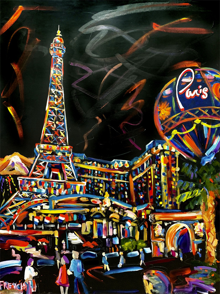 Paris Vegas by Frenchy