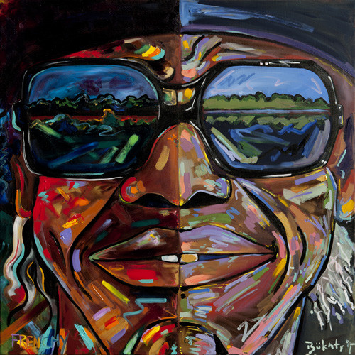 Professor Longhair by Frenchy