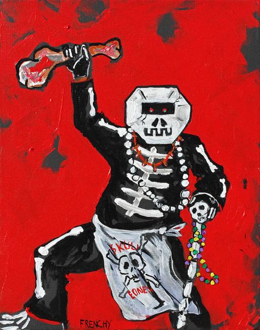 Skull n Bones by Frenchy