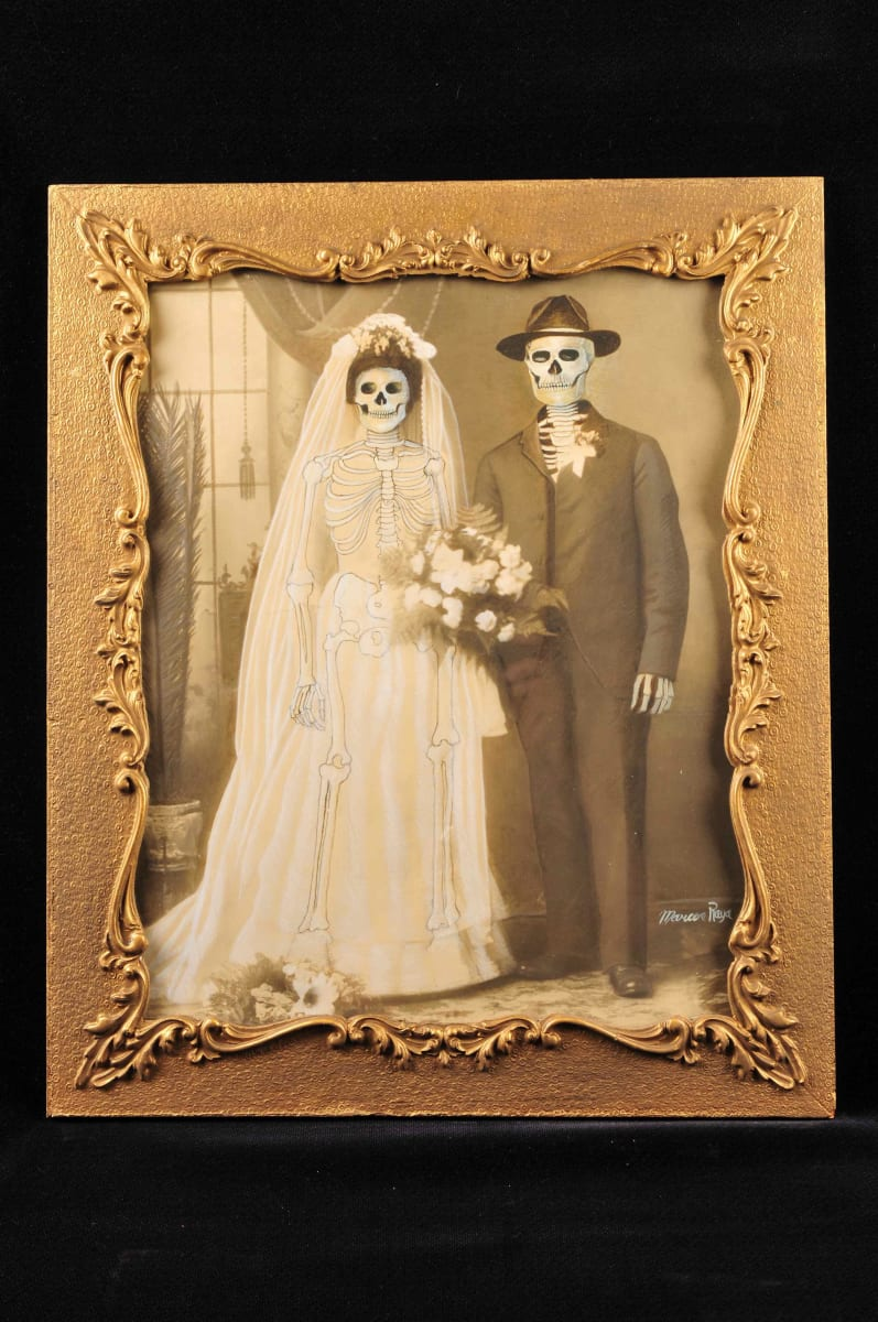 Untitled (family portrait: wedding) by Marcos Raya