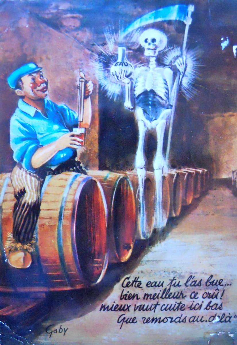Cette eau tu l'as bue. . . by Gaby