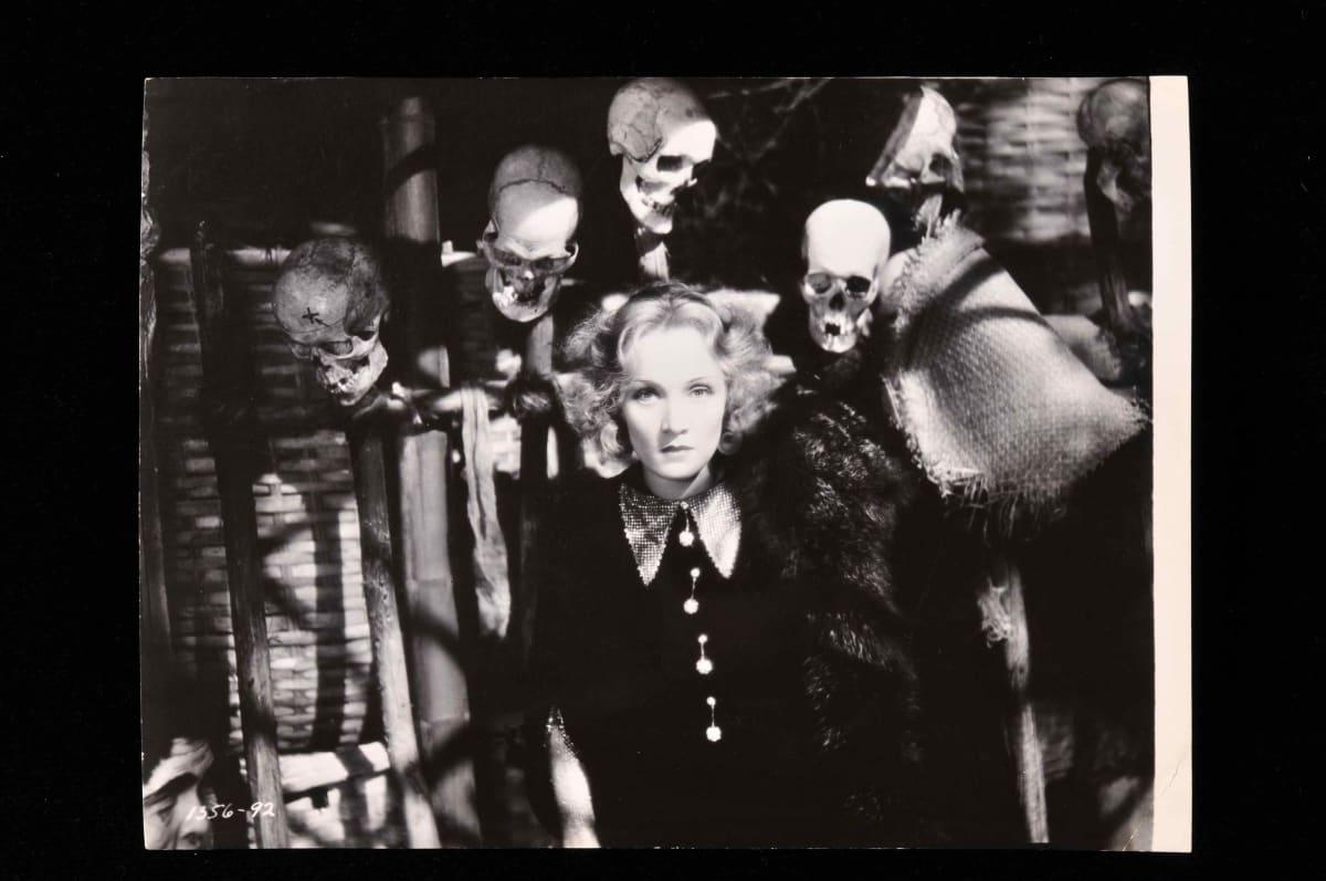 Marlene Dietrich by Unknown