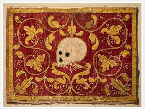 Spanish Clergy Funerary Robes by Unknown