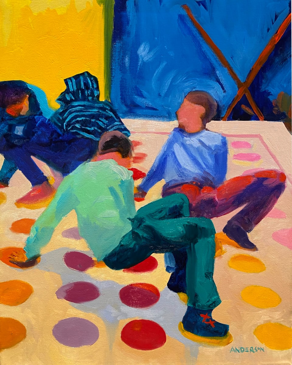 Twister by Michael Anderson