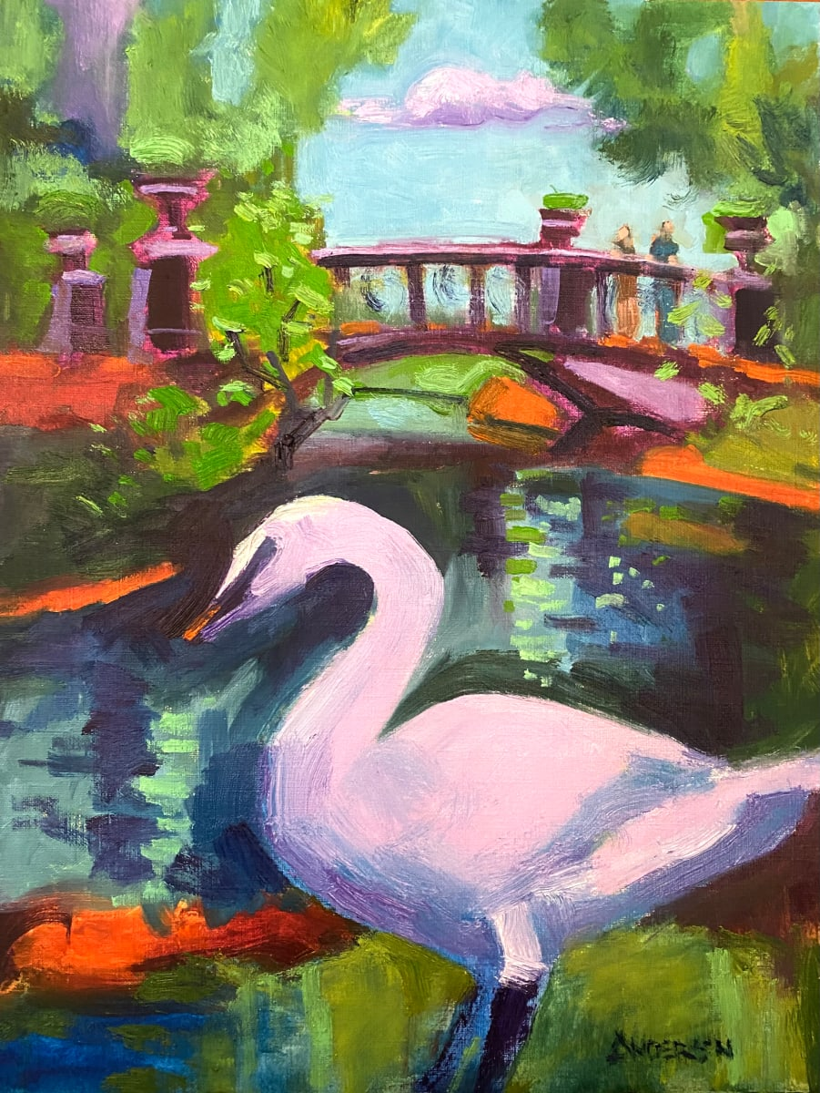 Swan Song by Michael Anderson