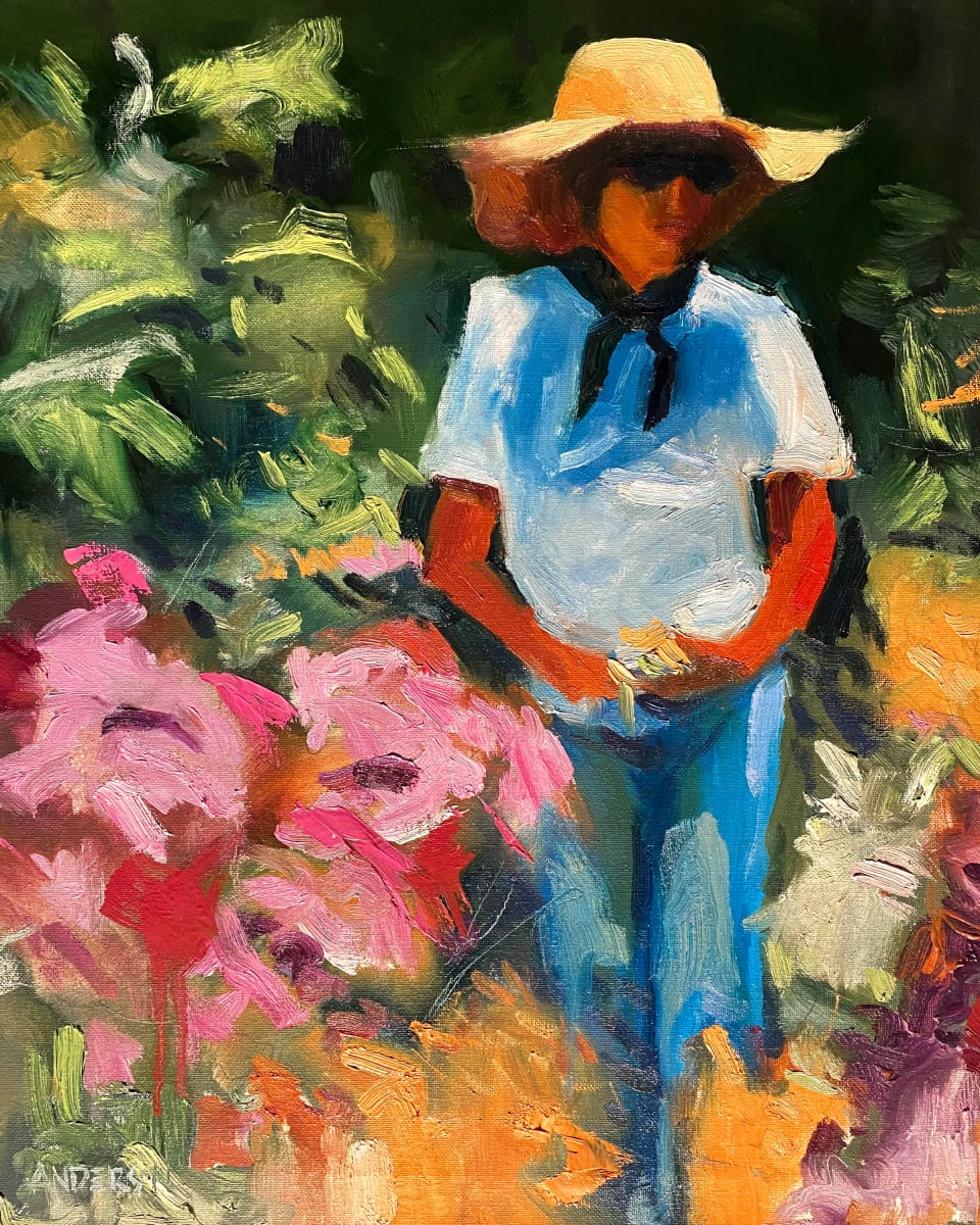 The Sun Hat by Michael Anderson