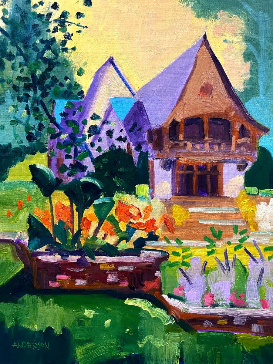 Storybook House and Garden by Michael Anderson