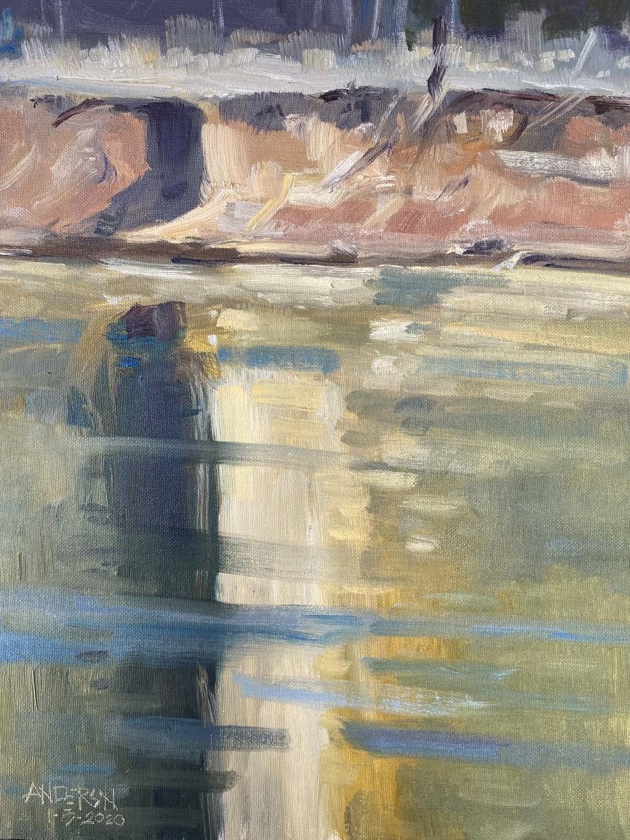 Meremec River Bank