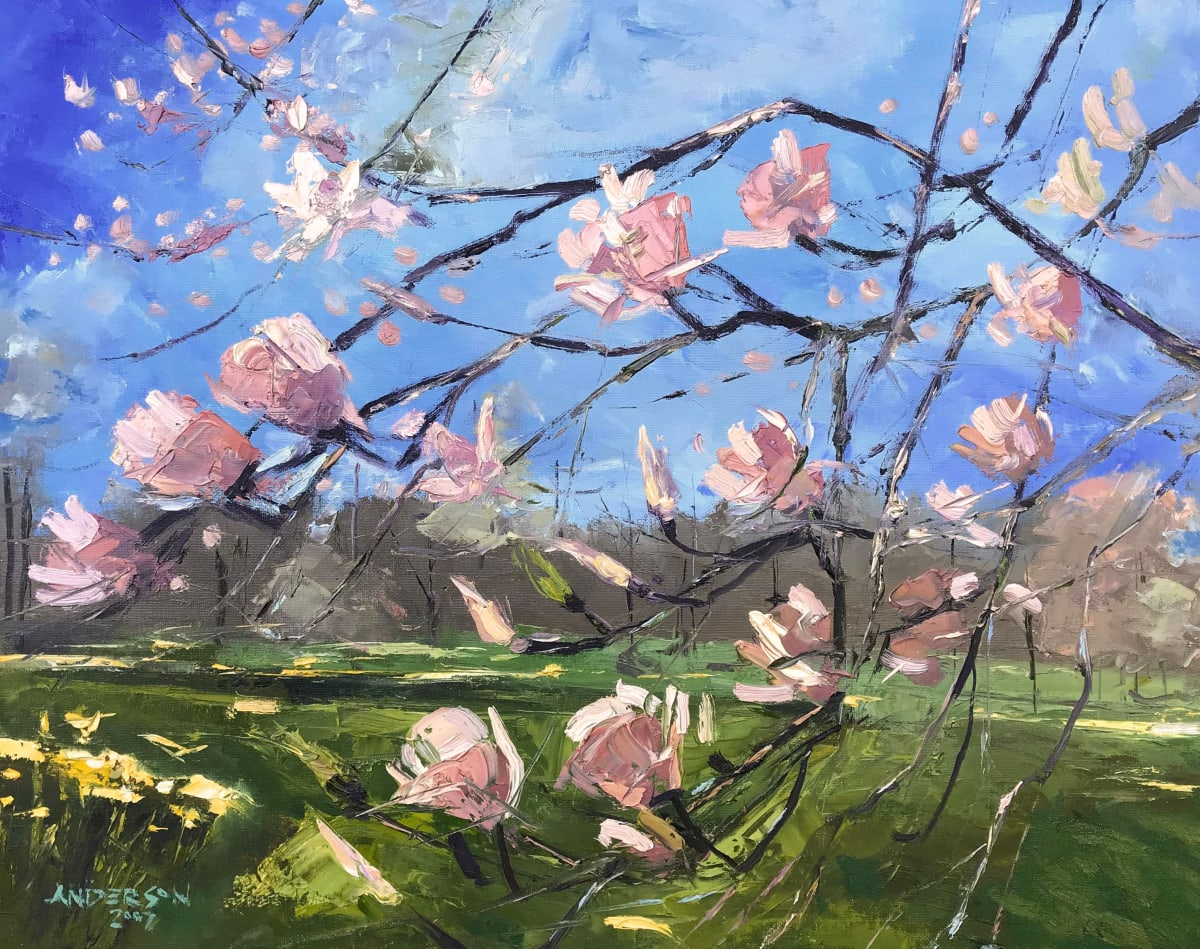 Spring by Michael Anderson