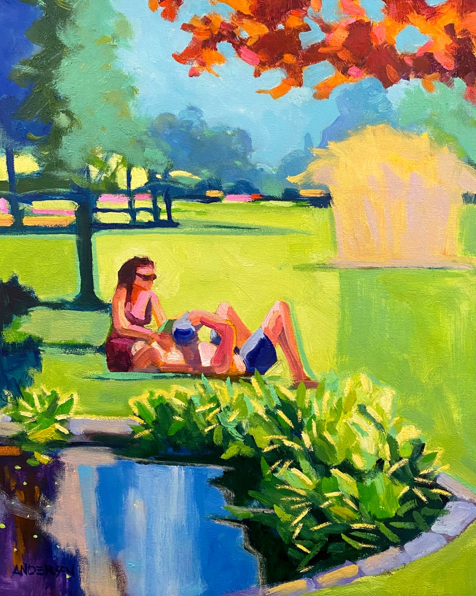 Summer Afternoon by Michael Anderson