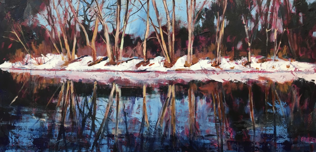 River Muse by Holly Friesen