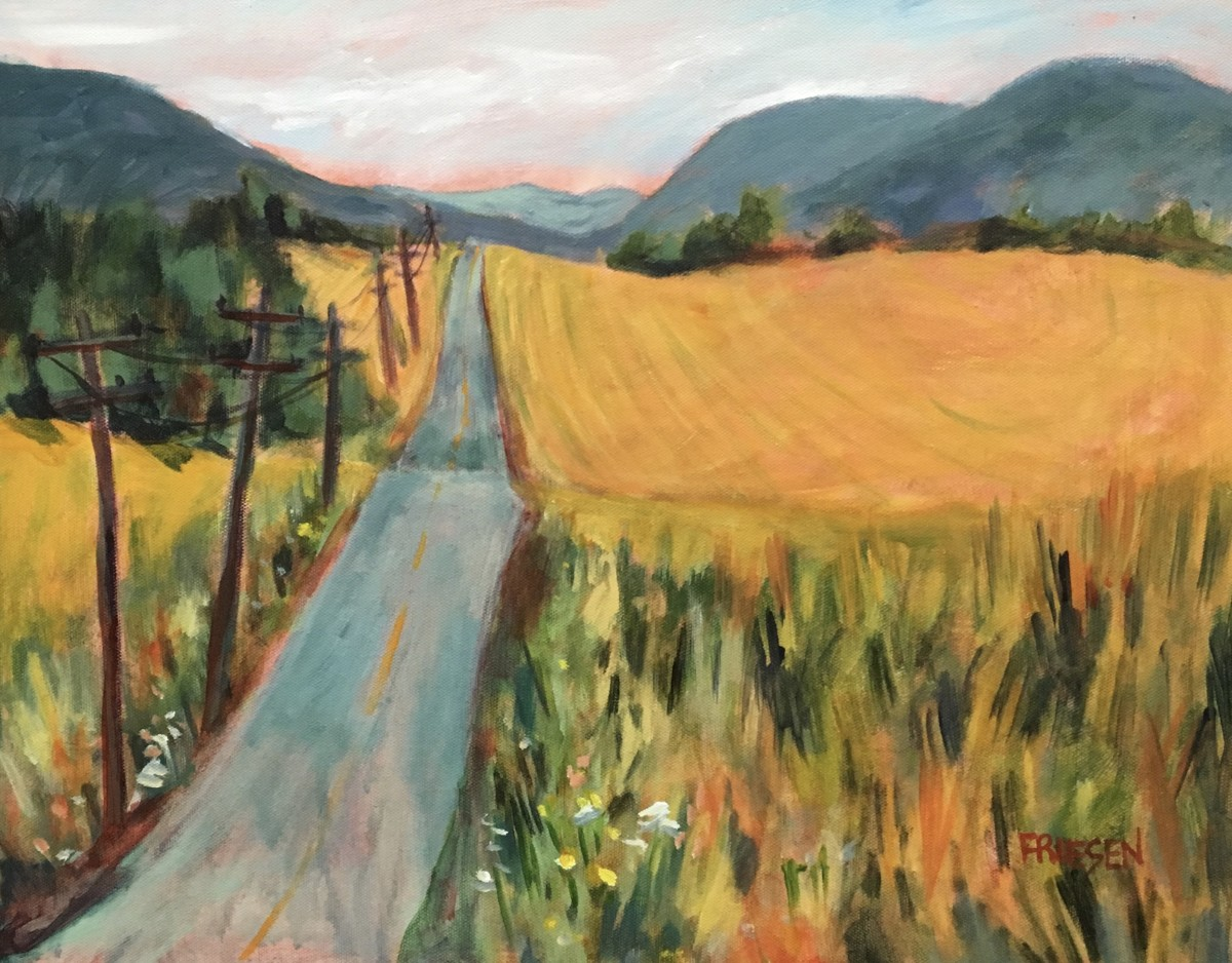 Mace Chasm Road