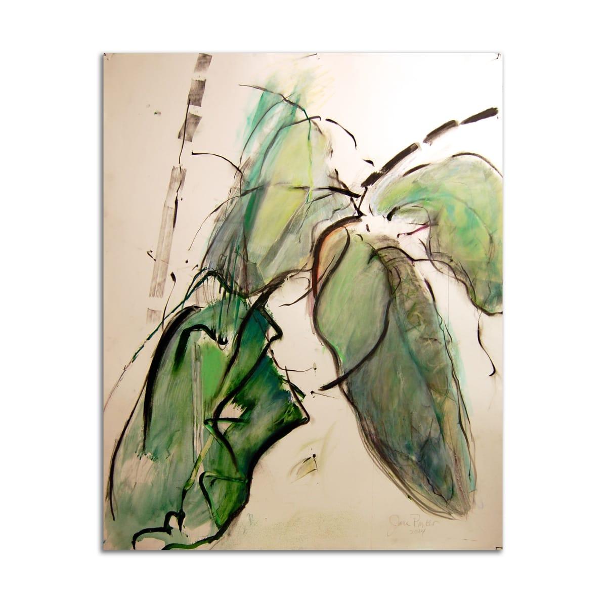 Banana Leaves by Jane Parker
