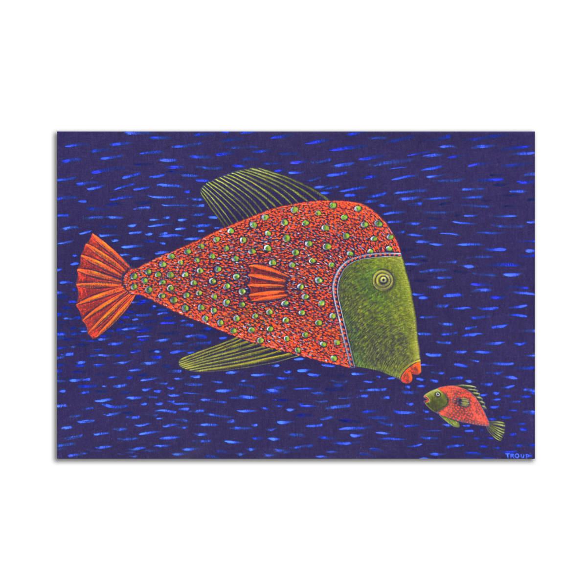 Big Fish, Little Fish by Jane Troup