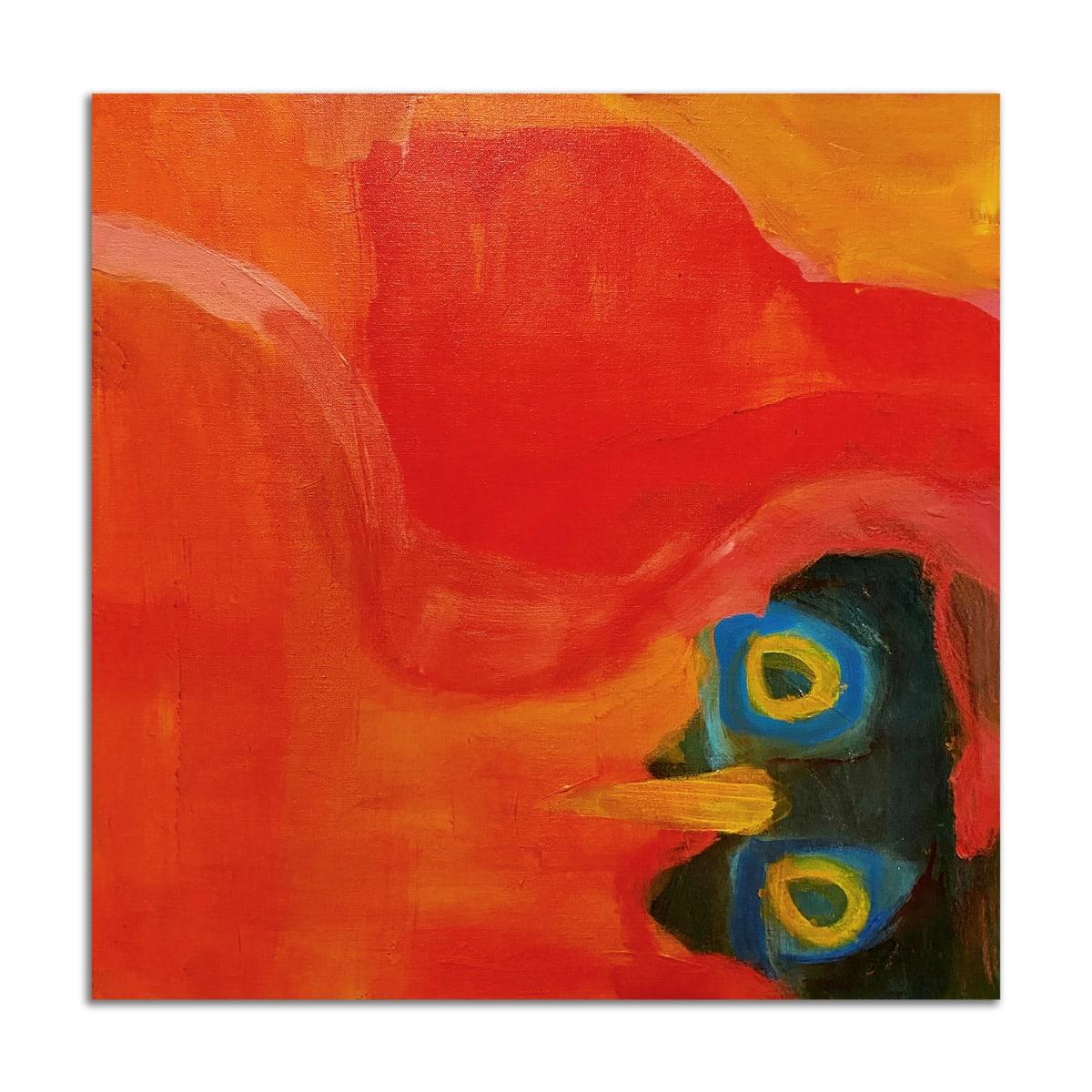 Bird Man by Stephanie Cramer
