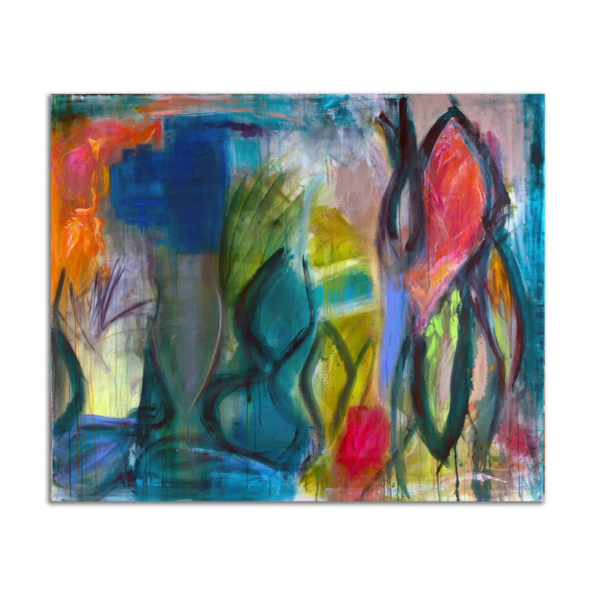 Blooms by Betty Parnell