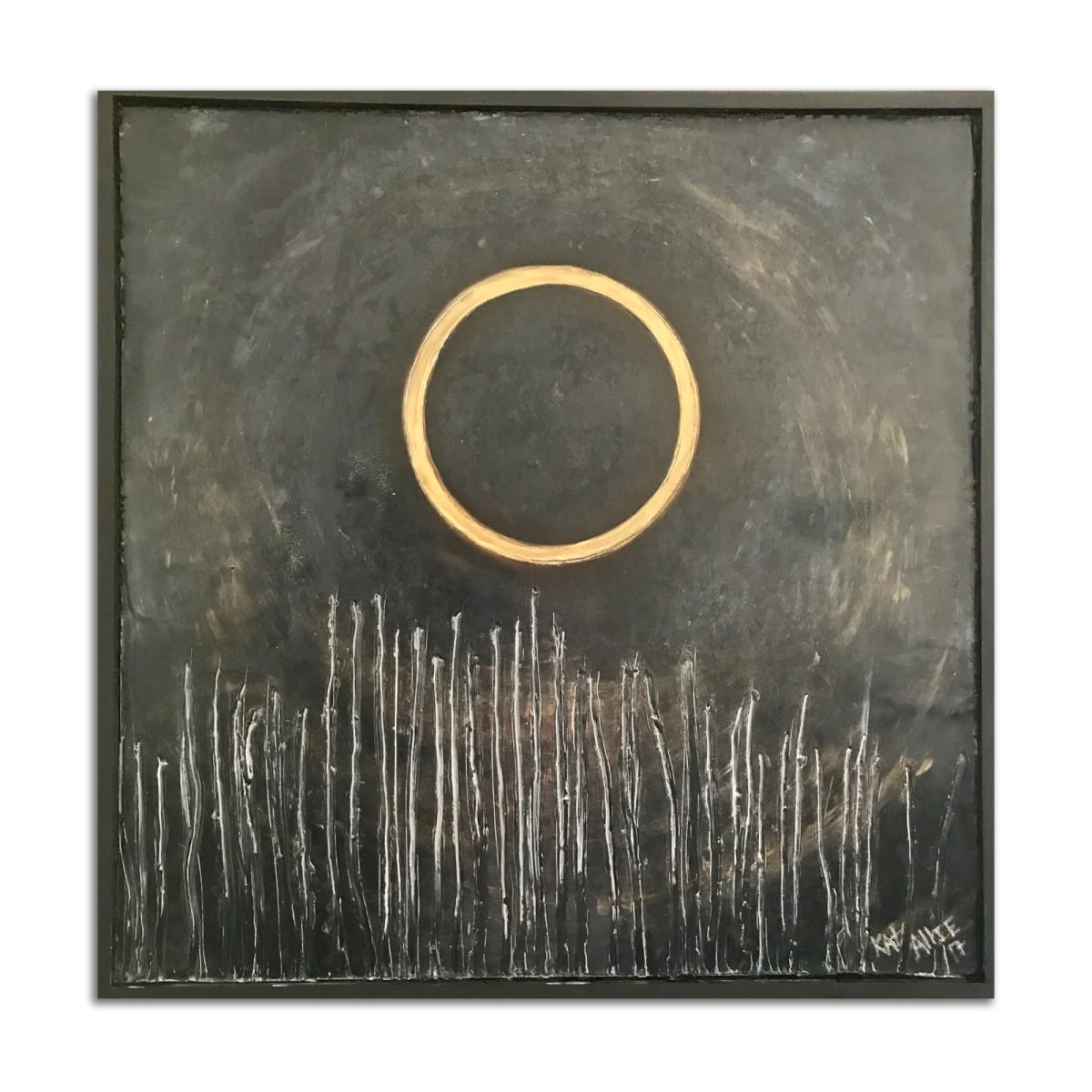 Eclipse: Meditation by Kat Allie