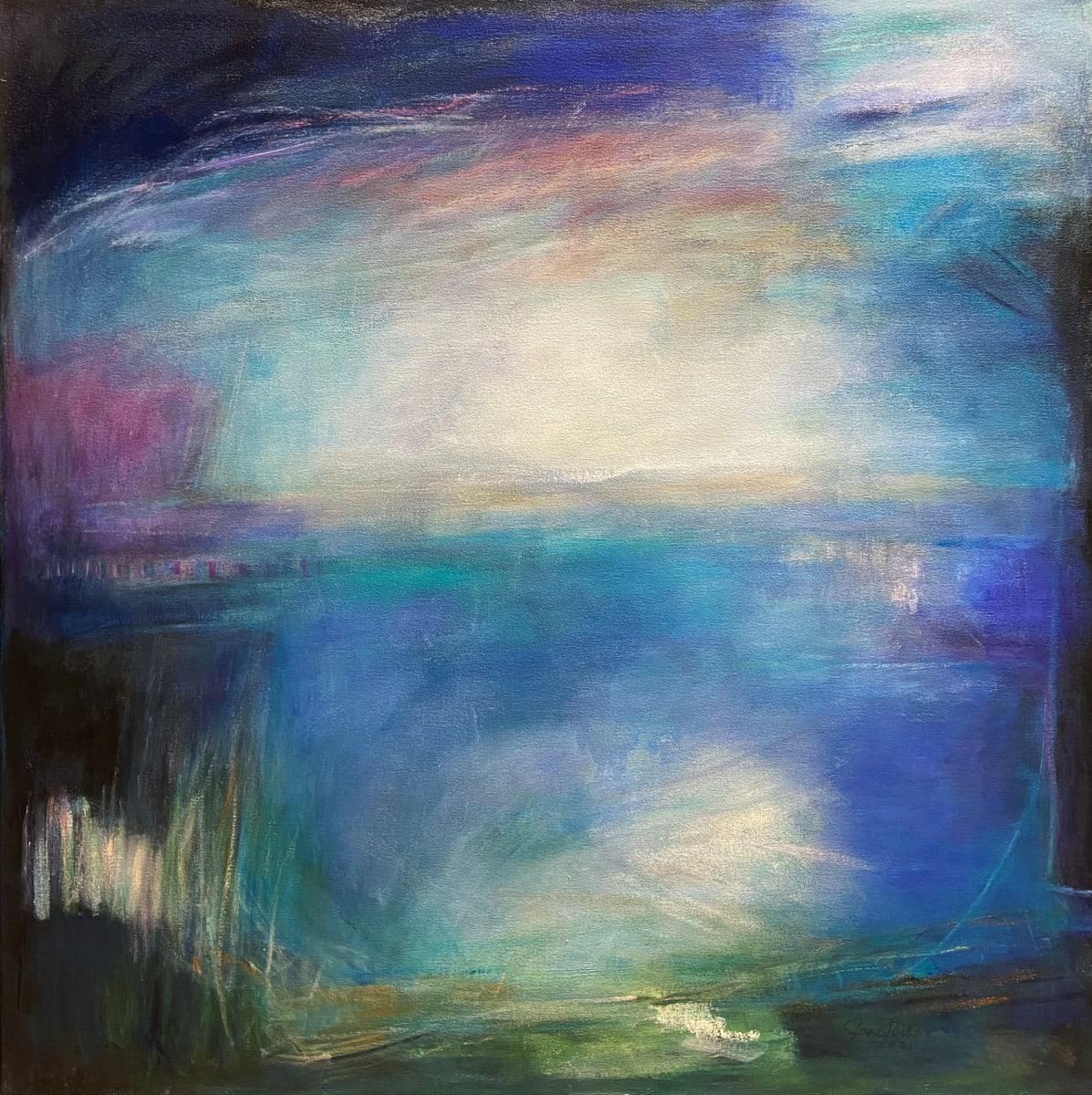 Evening Sky by Jane Parker