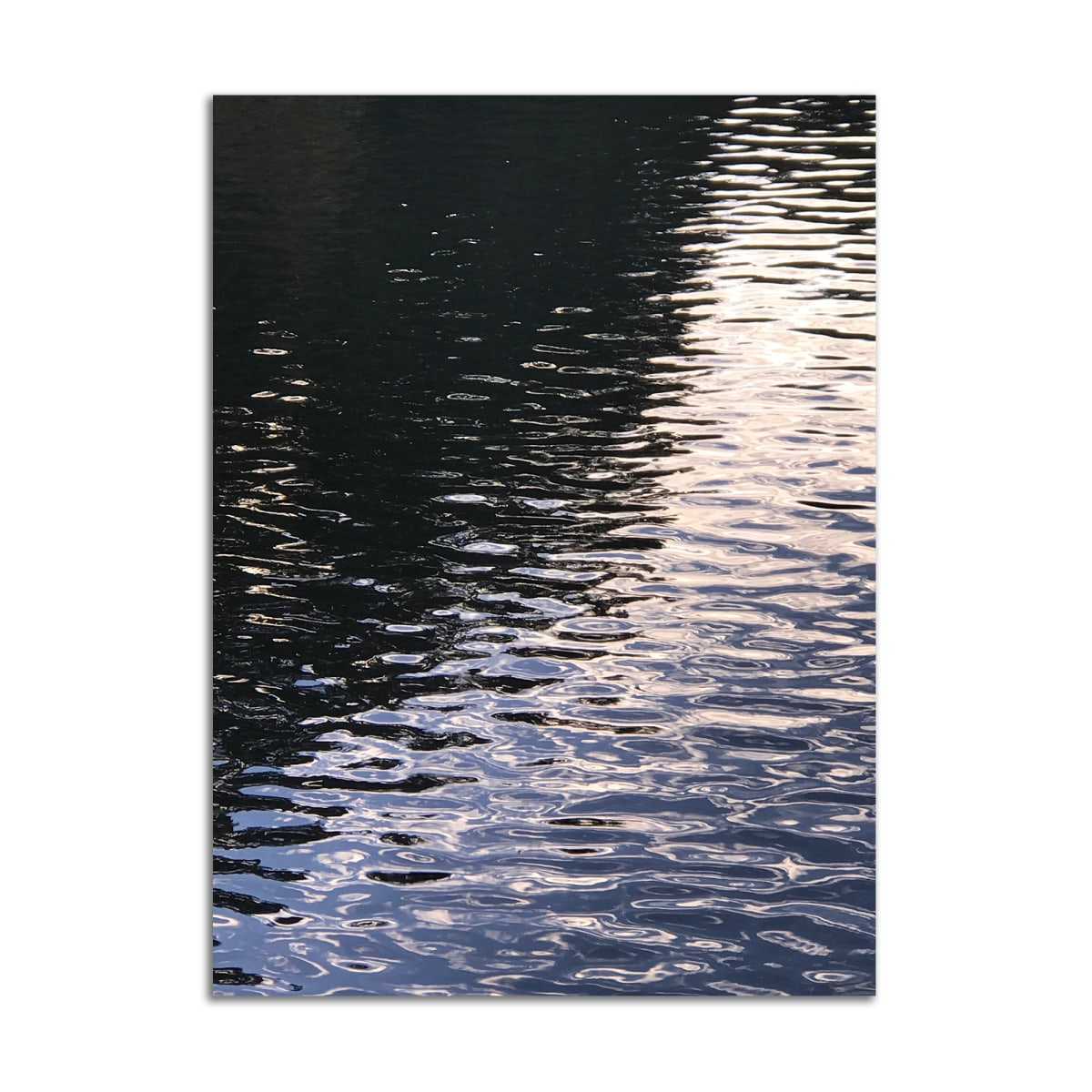 Evening Water by Lil Olive