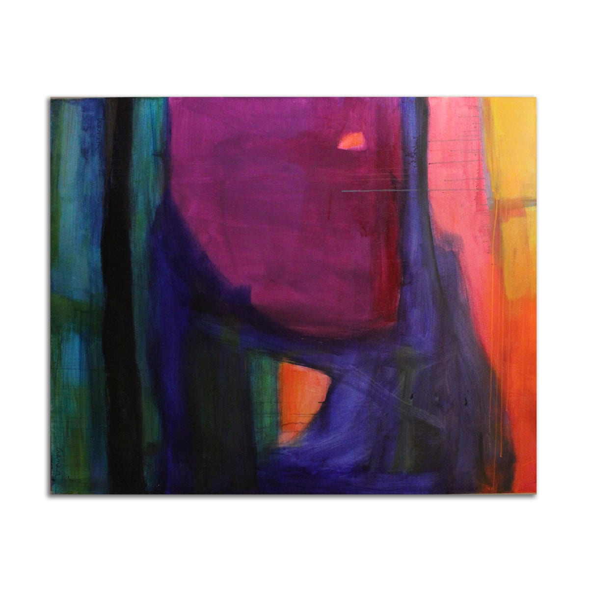 Going Ashore by Stephanie Cramer