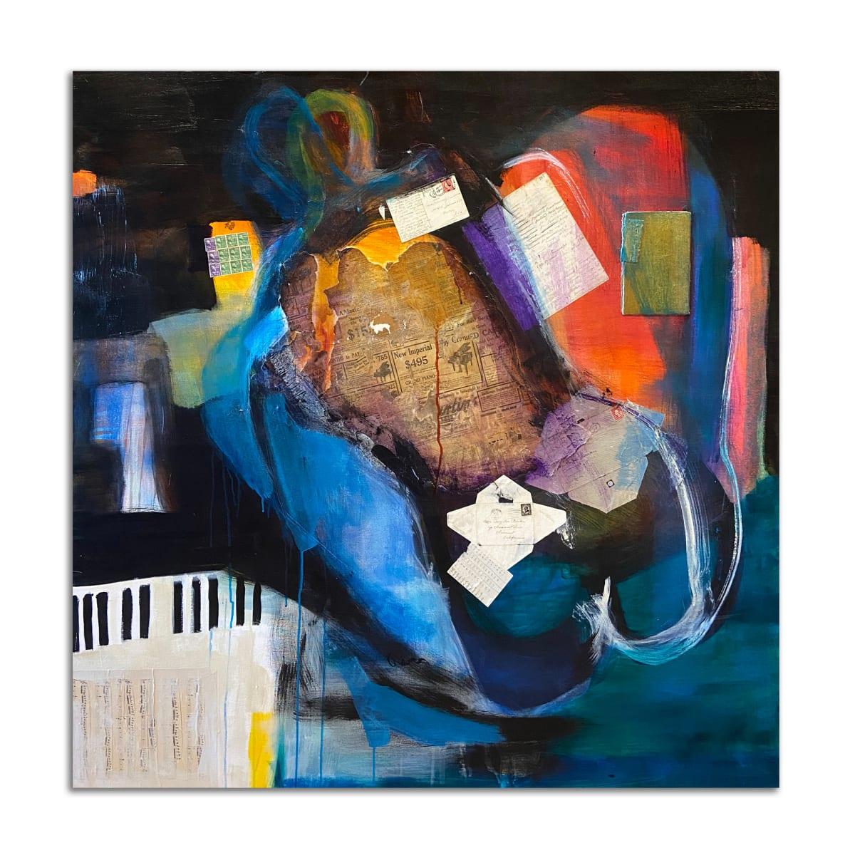 Grand Piano by Stephanie Cramer
