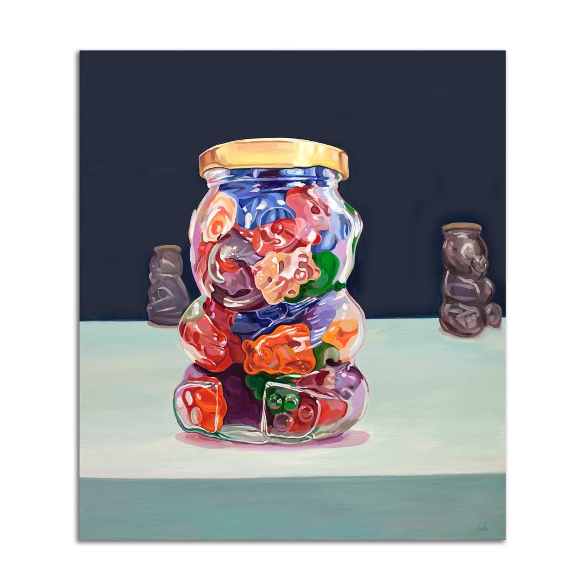 Gummy Bear Dream by Jared Gillett