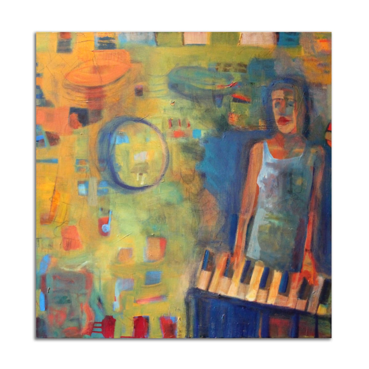 Jazz Blue by Stephanie Cramer
