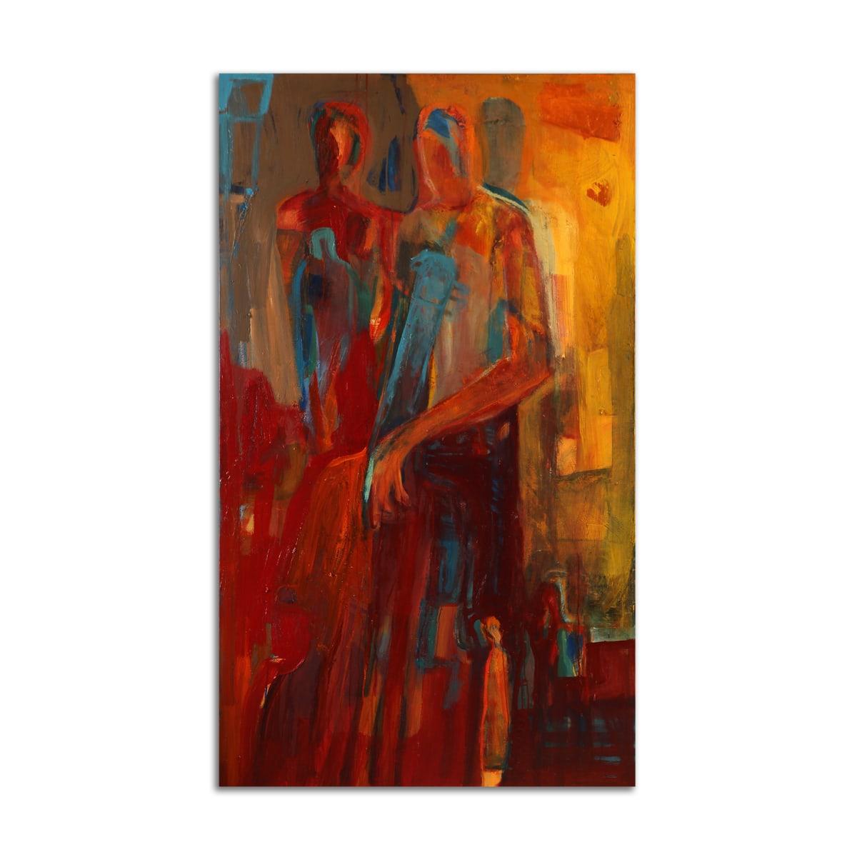Jazz Evening by Stephanie Cramer