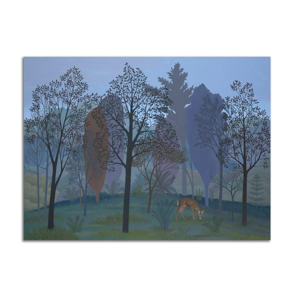 Landscape in Grays by Jane Troup