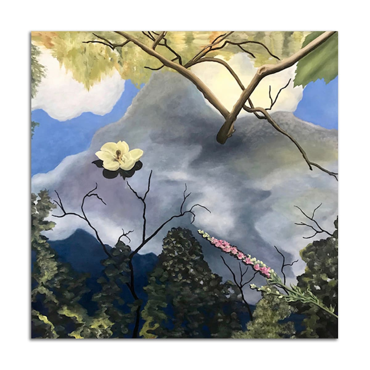 Magnolia Cloud by Lil Olive
