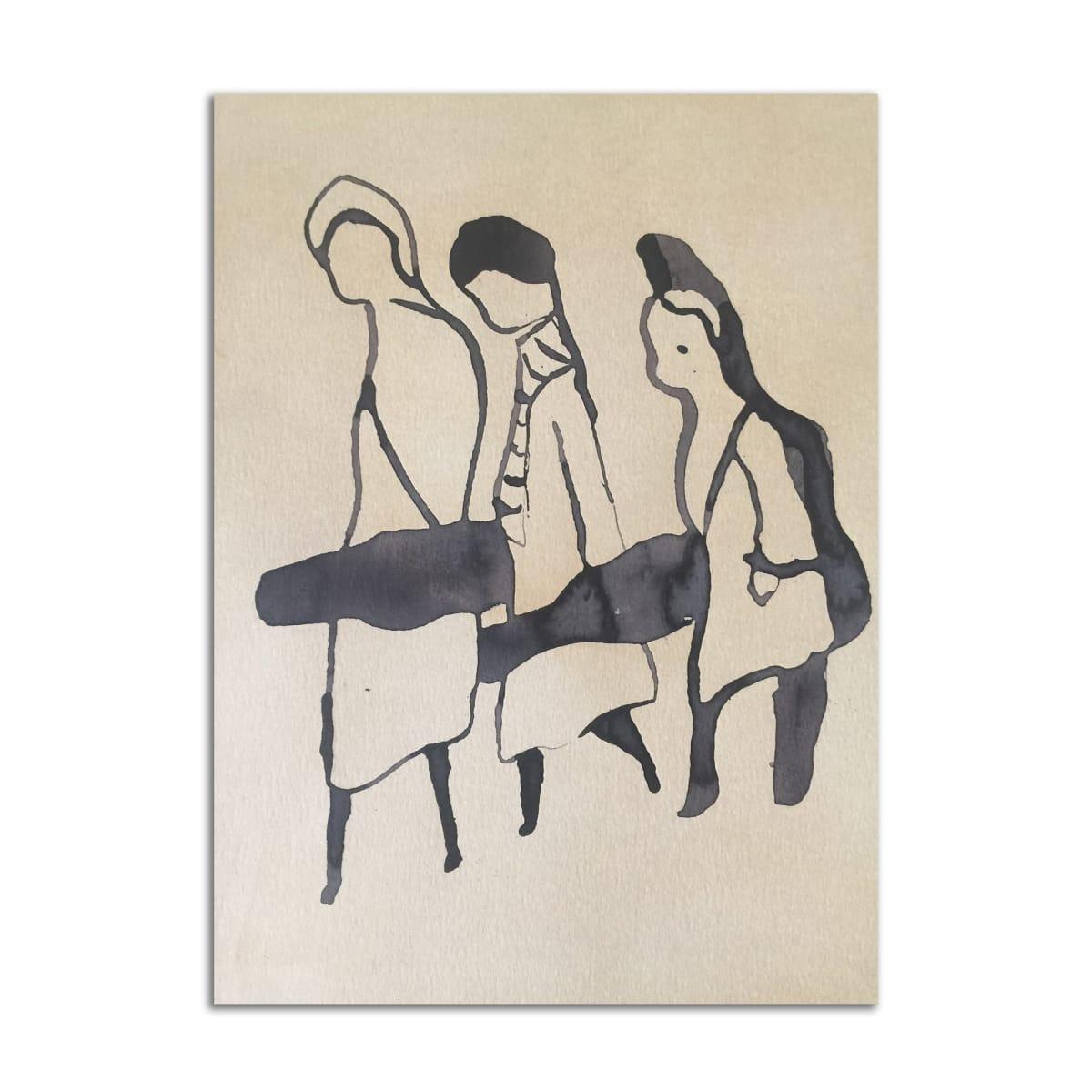 Musicians by Rosie Winstead