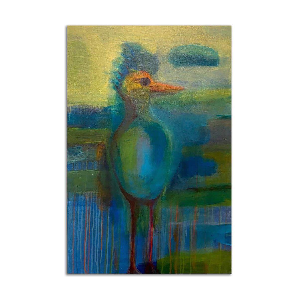 Royal Bird by Stephanie Cramer