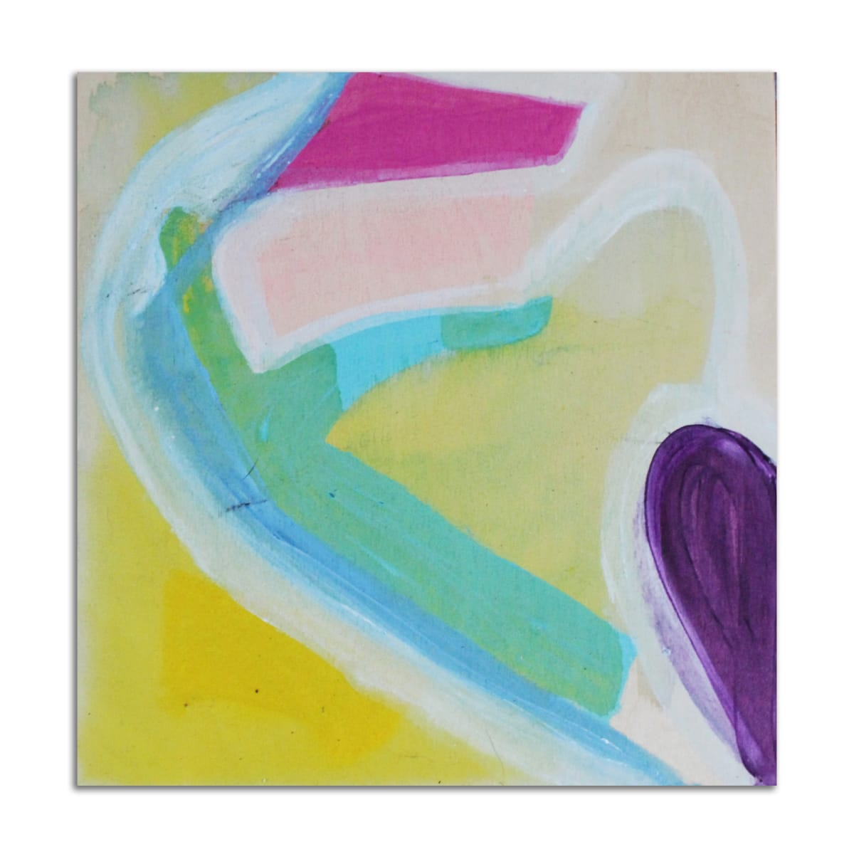 Salt Pond VI by Meganne Rosen