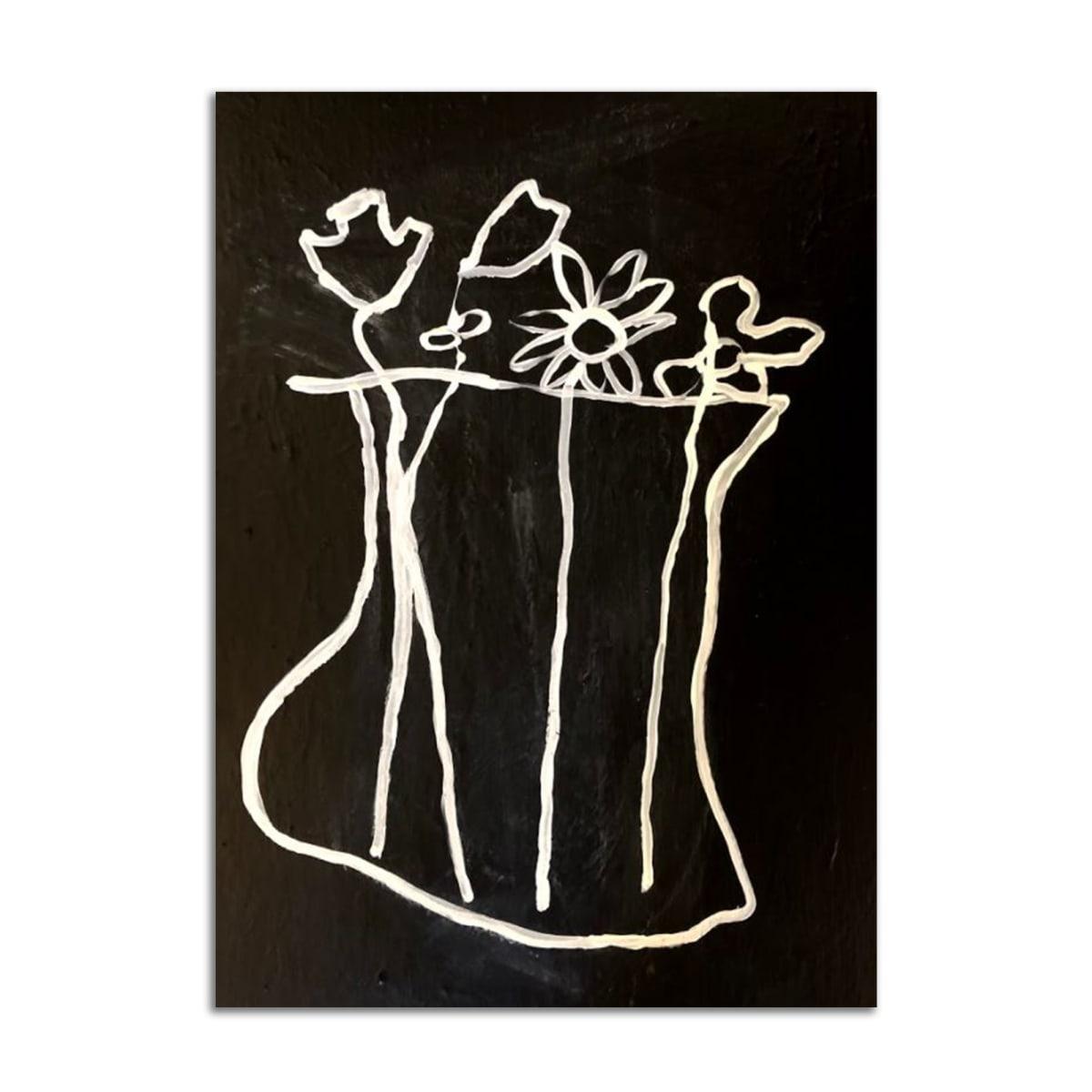 Sidewalk Bouquet by Rosie Winstead
