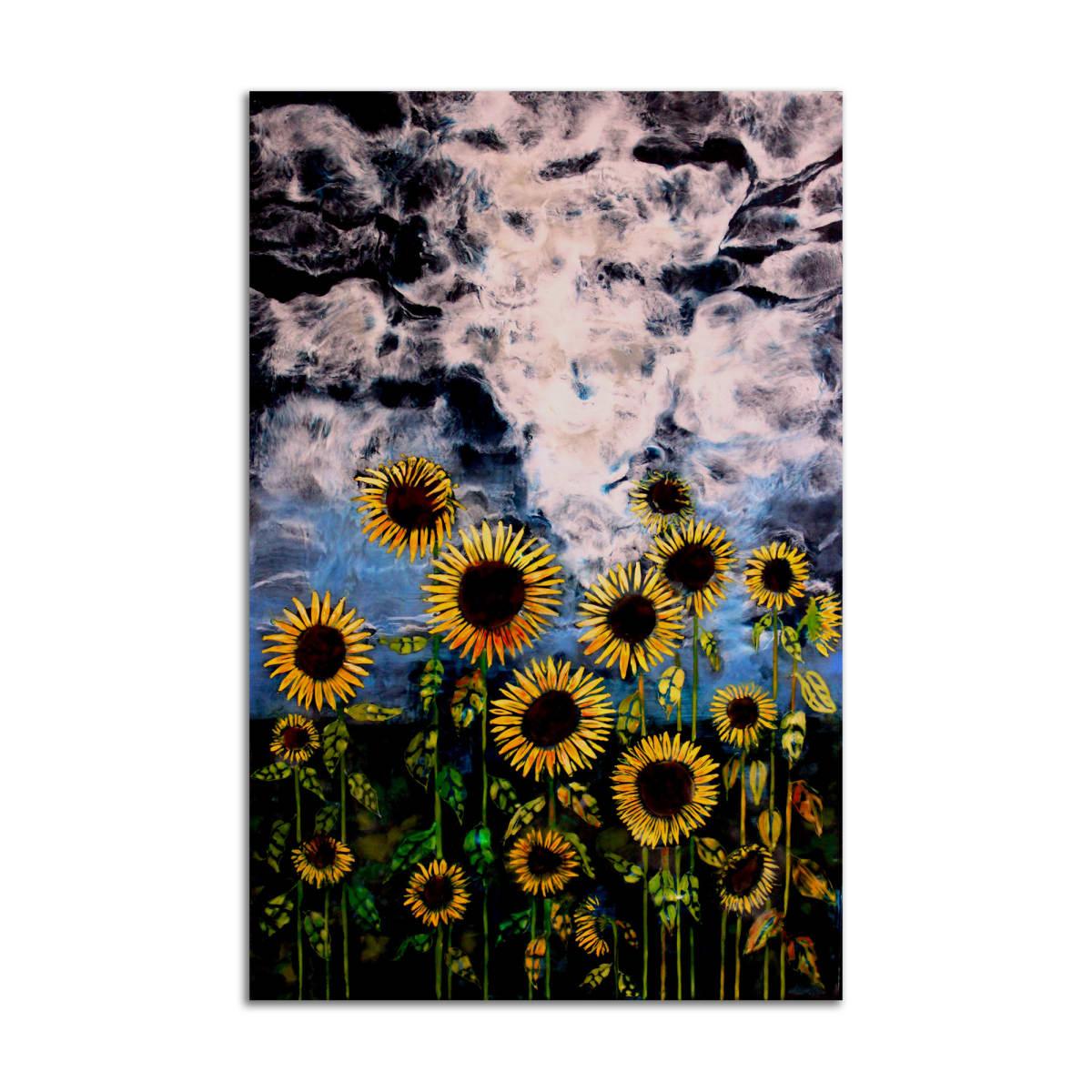 Sunflower Storm by T.D. Scott
